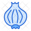Onion Spice Vegetable Icon