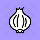 Onion Spice Food Icon