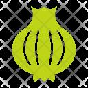 Onion Vegetable Spice Icon