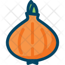 Onion Health Food Icon