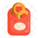 Onion Ring Icon