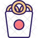 Onion Ring Onion Ring Icon