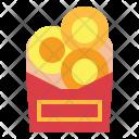 Onion rings Icon