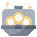Onion Rings Pack Package Icon