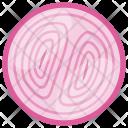 Onion Slice Icon
