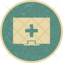 Online Medical Help Icon