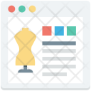 Online Clothing Website Icon