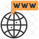 Online Graphic Marketing Icon