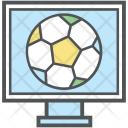 Online Football Game Icon