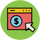 Online Shopping Payment Icon