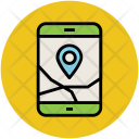Online Maps Map Icon