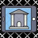 Online Banking Finance Icon