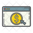 Online Banking Internet Icon