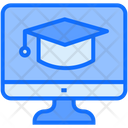 Online Education Learn Icon