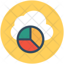 Online Graph Pie Icon