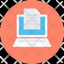 Online Docs E Icon