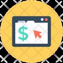 Online Earning Earn Icon