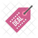 Online Deals Deal Icon
