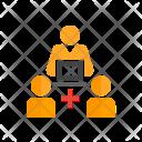 Online Support Help Icon
