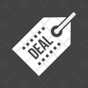 Online Deals Tag Icon