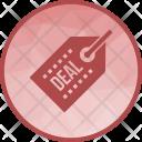 Online Deals Tag Icon