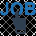 Online Job Search Icon