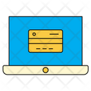 Online Banking Creditcard Icon