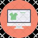 Online Marketplace Clothing Icon