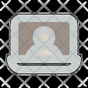 Online Account Online Profile Web Profile Icon