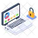 Online Account Protection Icon