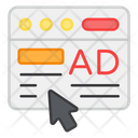 Online Ad Icon