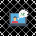 Ad Advertise Marketing Icon