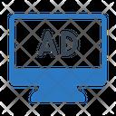 Ad Marketing Media Icon