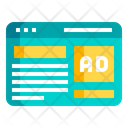 Iadvertising Online Advertising Advertising Icon
