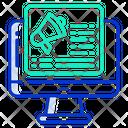 Gcomputer Advertisement Icon