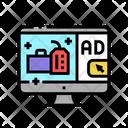 Online Advertising Icon