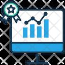 Chart Online Analysis Study Analysis Icon