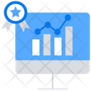 Chart Online Analysis Study Analysis Icon