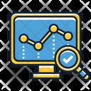 Mtrading Analysis Icon