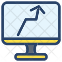Computer Businessman Project Icon