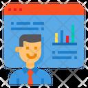 Business Management Success Icon