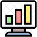 Online Analysis Monitor Graph Icon