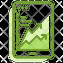 Online Analysis Graph Icon