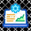 Online Analysis Management Icon