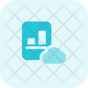 Online Analysis Report Cloud Analysis Report Online Analysis Icon