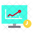 Growth Monitor Seo Icon