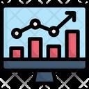 Online Analytic Analytics Chart Chart Icon