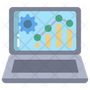 Online Analytic Report Icon
