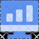Laptop Buke Business Icon