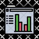 Economic Business Chart Icon